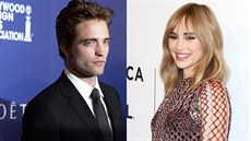 Robert Pattinson, Suki Waterhouseová