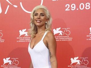 Lady Gaga (Benátky, 31. srpna 2018)