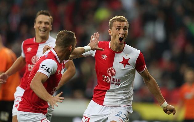 3bb908385 Slavia - Plzeň 4:0, penalty, červená, vítěz šlágru jde do čela ...