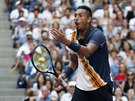 NIck Kyrgios na US Open.