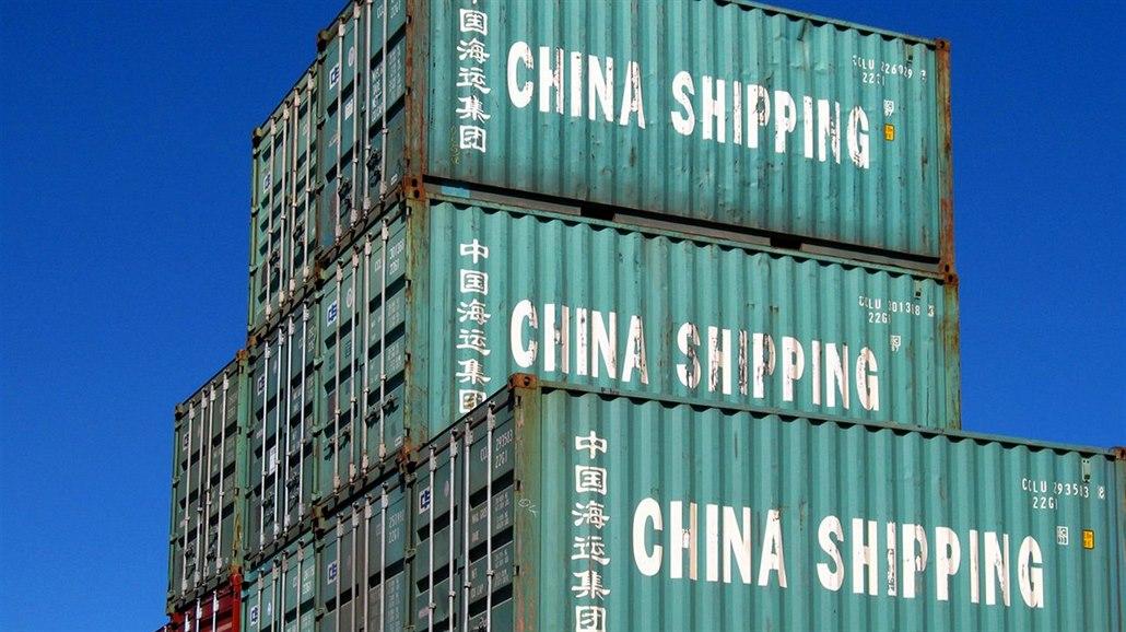 Dovoz z Číny je i trojnásobně dražší. Důvodem je nedostatek kontejnerů