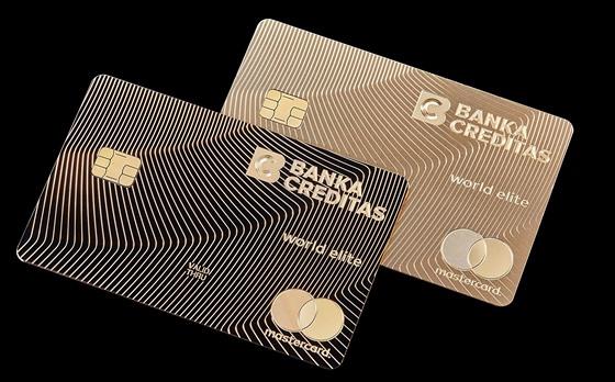 Zlaté platební karty