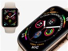 Apple představil Watch Series 4