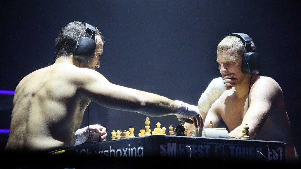 Šachbox není žádnou potrhlou disciplínou. Má své šampionáty, mezinárodní...