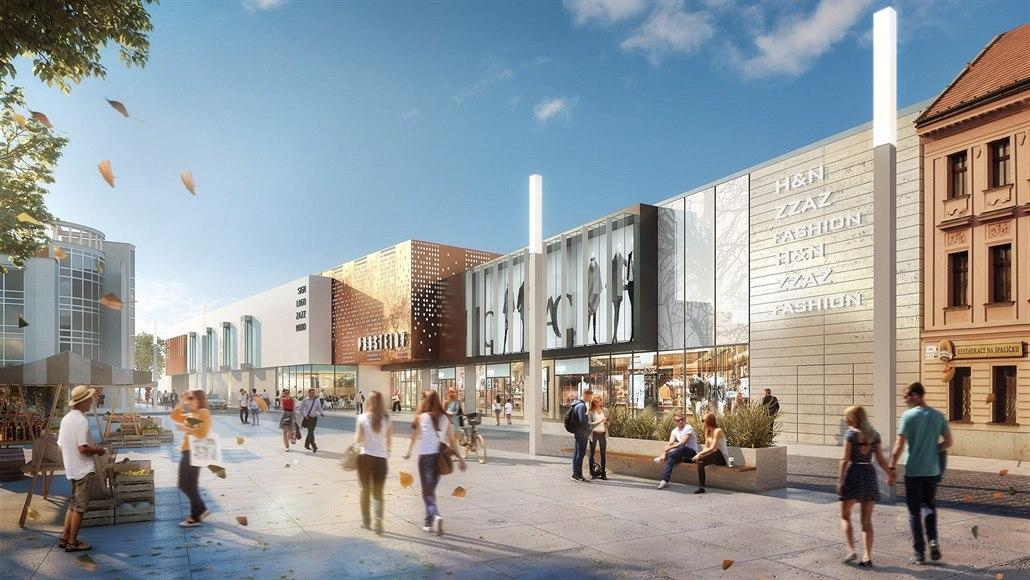 Obchodní Galerie Prostějov nebude, developer chce od města 320 milionů