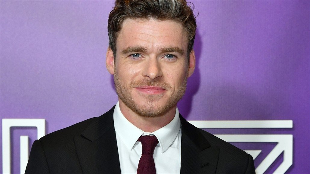 Richard Madden (21. května 2018, New York)
