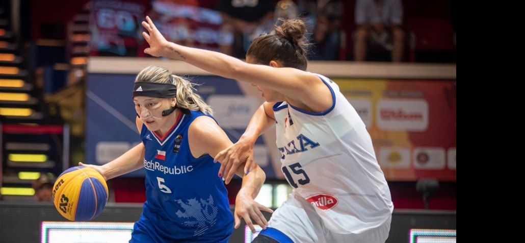 Basketbalistky 3x3 v Minsku porazily Maďarsko v prodloužení
