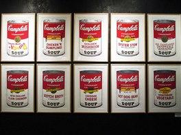 V Muzeu Andyho Warhola v Medzilaborcích