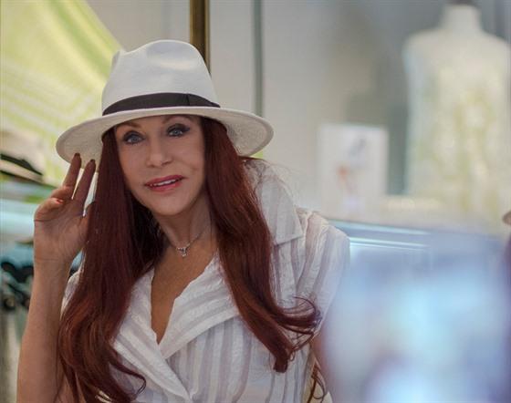 0c3ac99a2a61 Blanka Matragi  V Bejrútu ženy snad ani neví