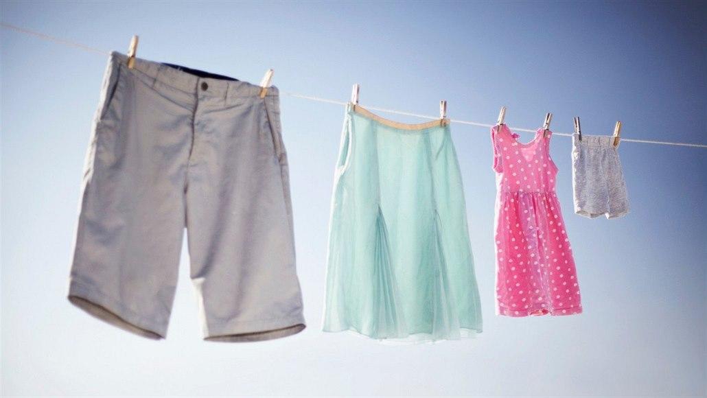 Sušení na čerstvém vzduchu je pro prádlo to nejlepší 0f7b38de37