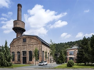 Ještě před 8 lety byly budovy Uhelného mlýna a Kotelny v areálu Šroubáren v...
