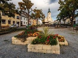 Obec Litschau v rakouském příhraničí
