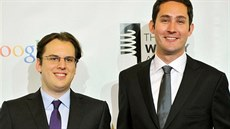 Kevin Systrom a Mike Krieger