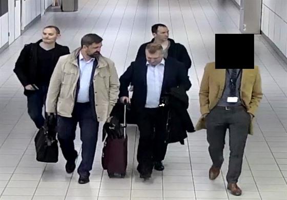 Výsledek obrázku pro nizozemsko ruští agenti