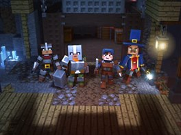 Minecraft: Dungeons – Announce Trailer