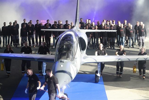 Aero Vodochody představilo L-39NG