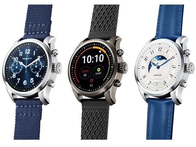 Krásné hodinky Montblanc mají jako první revoluční úsporný procesor -  iDNES.cz b9bac5040a