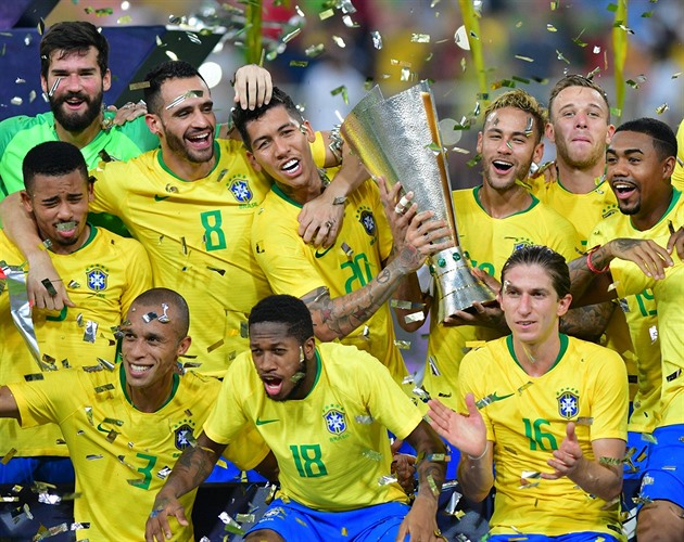 Kuuluisin Jersey. Brasilia valittaa miestä, joka pukeutti jalkapalloilijoita keltaiseen