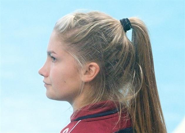 Din cauza fratelui meu, îl susțin pe Slavia, spune Kolářová, jucătorul de volei Liberec