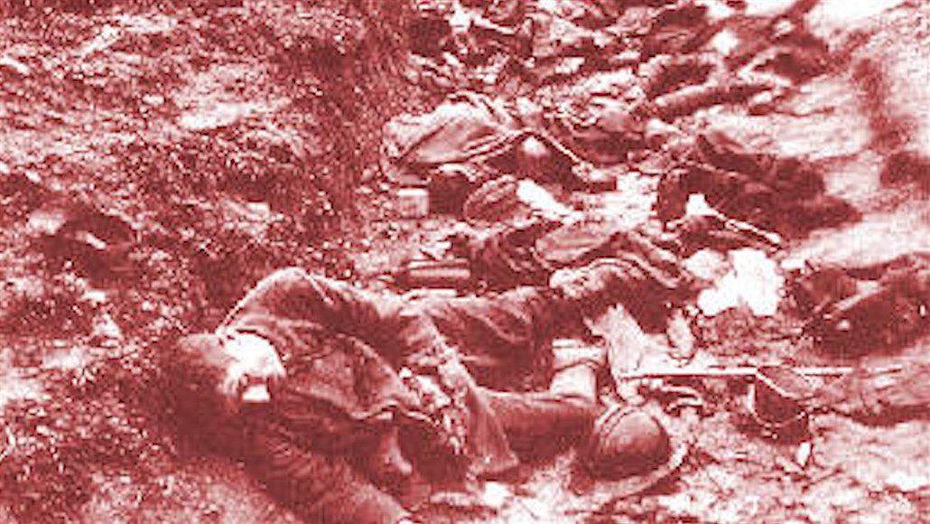 Českoslovenští vojáci se zapojili do italské bitvy u Monte Grappa
