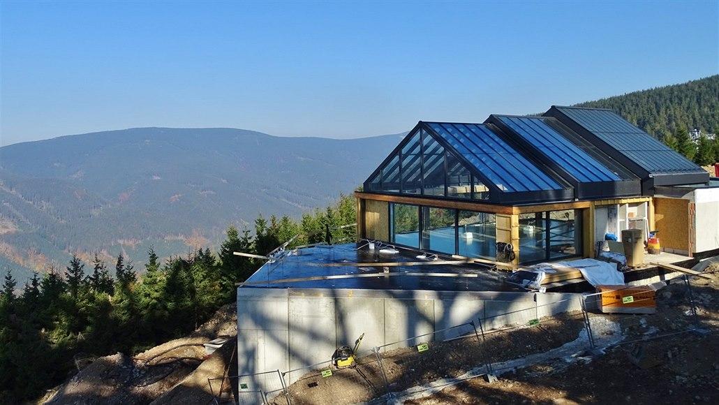 Dolní Morava zvedla daň z nemovitosti na pětinásobek, těží ze ski resortu