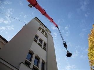 Zvon dostal jméno po svatém Floriánovi.