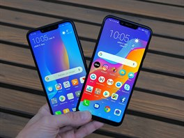 Huawei Nova 3i a Honor Play