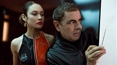Rowan Atkinson ve filmu Johnny English znovu zasahuje