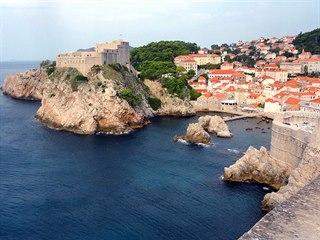 Petrolejové moře a svěží vítr: chorvatský Dubrovník stojí za podzimní návštěvu.
