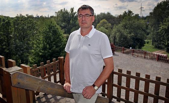 Klimatolog Radim Tolasz