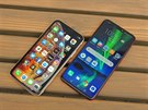 Honor 8X a Apple iPhone XR