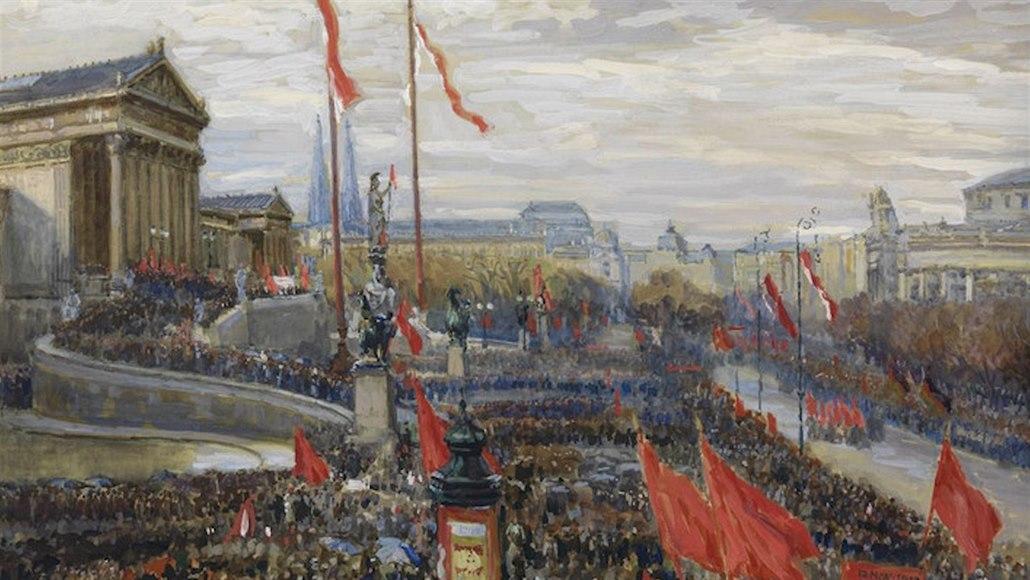 Před 100 lety se proměnilo rakouské mocnářství v republiku