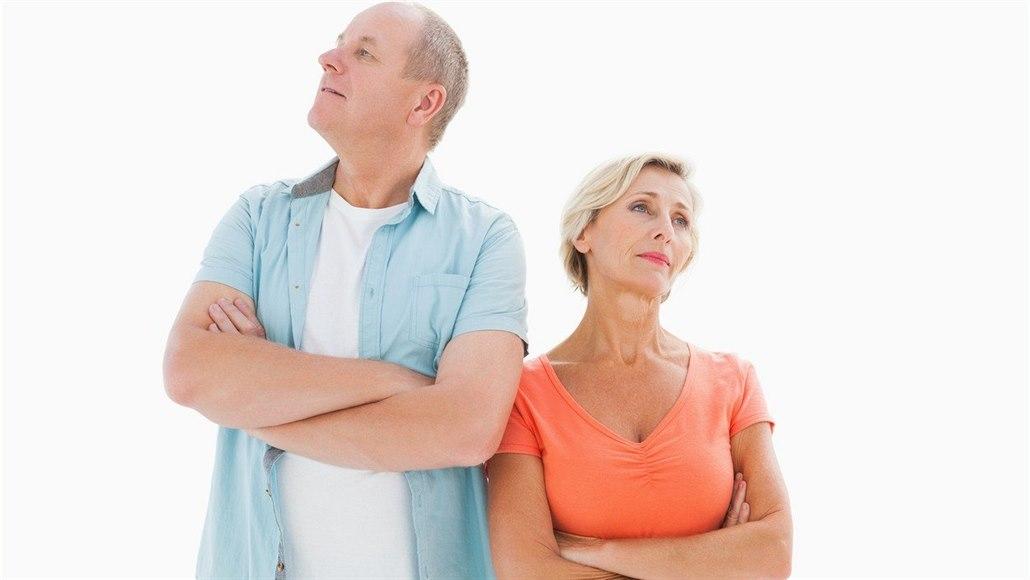 Přechodem trpí obě pohlaví, muži to však mají složitější