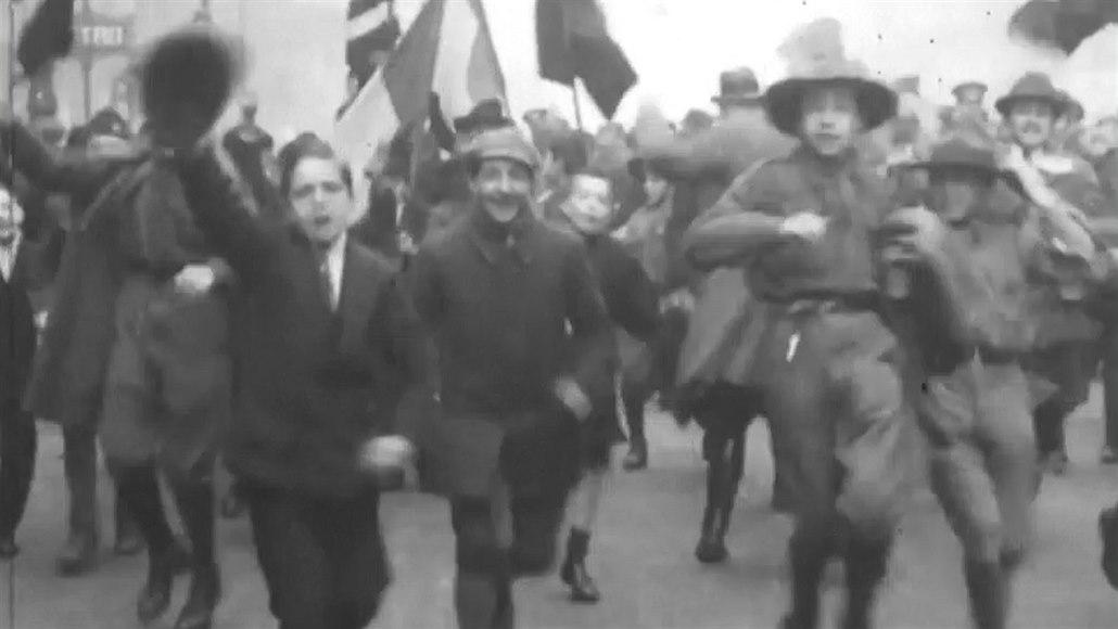 Den vítězství. Před 100 lety skončila 1. světová válka