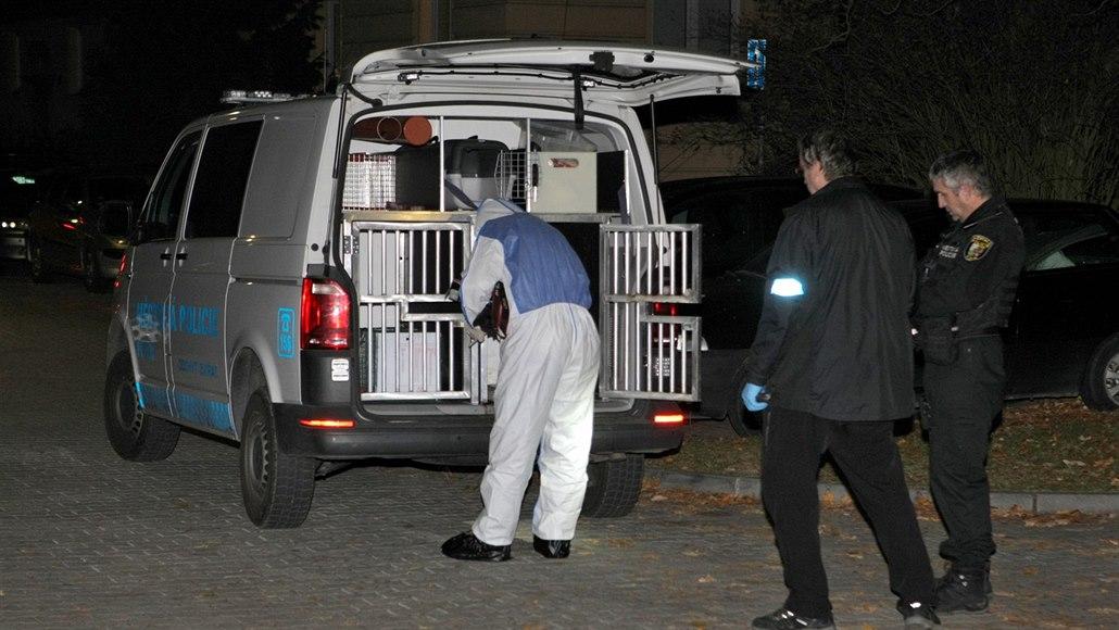 Policie v Plzni řeší podezřelé úmrtí seniora. O její příčině rozhodne pitva