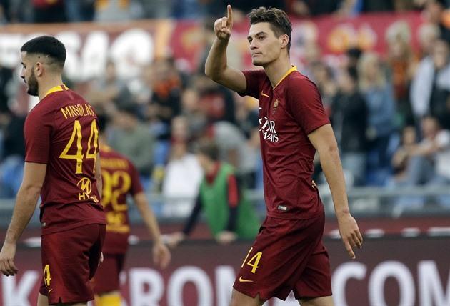 Juventus vann en hit med Milan. Schick har fått mål, Krejčí har hjälp
