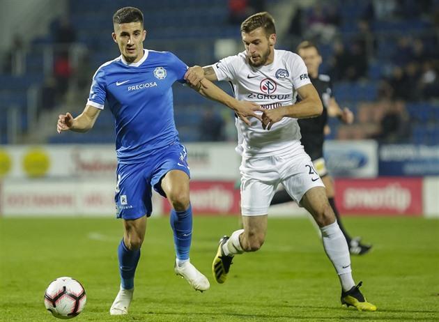 Osmifinále poháru: Olomouc hraje se Zlínem, Slovácko v Liberci