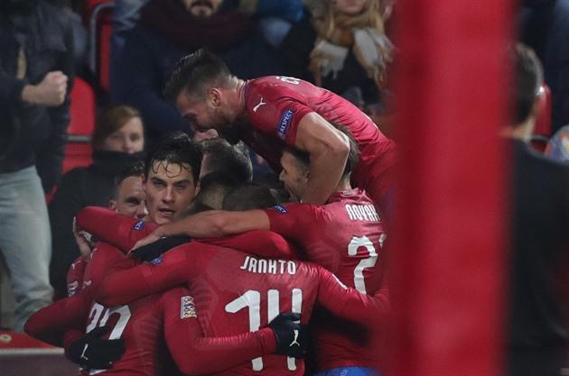 Tšekki – Slovakia 1: 0, jalkapallon herätys jatkuu, päätti Schick