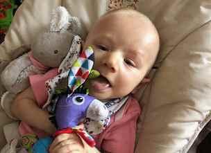 Dcera má Patauův syndrom. I když měla zemřít brzy po porodu, je tu s námi
