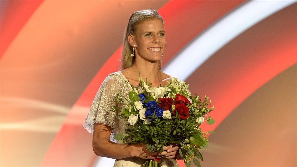 Atletkou roku je znovu oštěpařka, Ogrodníková střídá Špotákovou