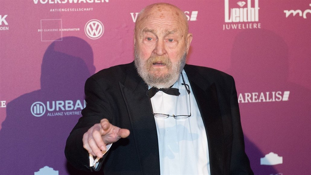 V 87 letech zemřel herec Rolf Hoppe, král z Tří oříšků pro Popelku