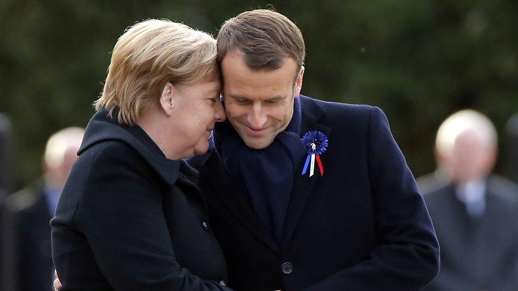 Siamská dvojčata Francie a Německo. Spojí politiku, ekonomiku i vodovody