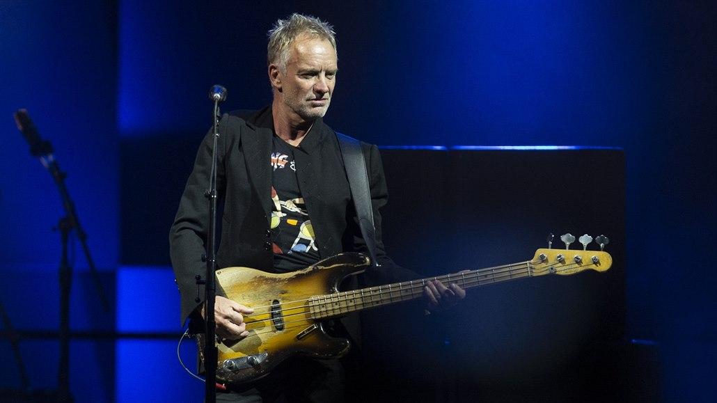 Sting přijede s novou show My Songs, získejte volné vstupenky