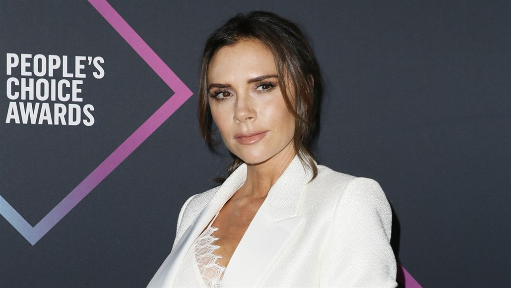 Victoria Beckhamová na People's Choice Awards (Santa Monica, 11. listopadu 2018)