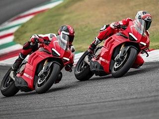 Novinka Ducati Panigale V4R