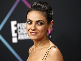 Mila Kunisová na People's Choice Awards (Santa Monica, 11. listopadu 2018)