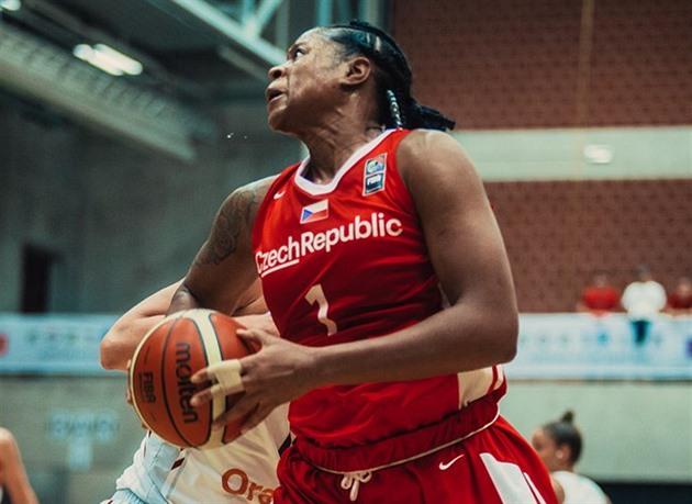 Basketbalistkám budou na ME chybět zraněné Hanušová i Vaughnová