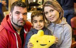 Sedmiletý David žije díky novým játrům od dospělého dárce
