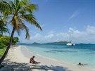 Malé Antily v Karibiku se mohou pochlubit celou řadou nádherných pláží bez...
