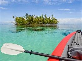 V Polynésii si budete připadat jako v ráji. Na takovéto ostrůvky se dostanete...